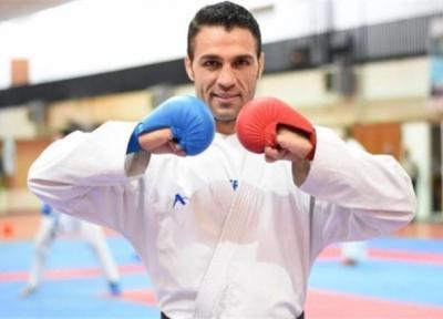 رقابت های جهانی کاراته - اسپانیا؛ مدال برنز رقابت های جهانی کاراته به پورشیب رسید