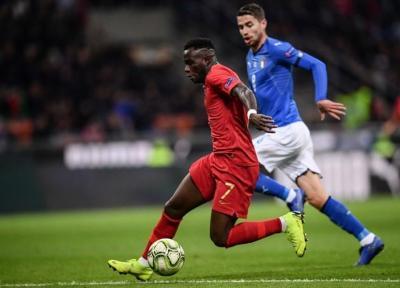 پرتغال در خانه ایتالیا جشن صعود به نیمه نهایی لیگ اروپا را برپا کرد