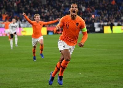 هلند با بازگشت دقایق پایانی مقابل آلمان به نیمه نهایی لیگ ملت های اروپا راه یافت، فرانسه در حسرت صعود ماند