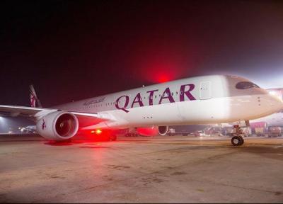 هواپیمایی قطر بیان کرد پروازهای جدیدی به سوی ایران اضافه می نماید
