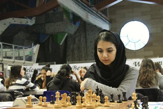 شکست مقصودلو و تساوی خادم الشریعه در لیگ شطرنج چین