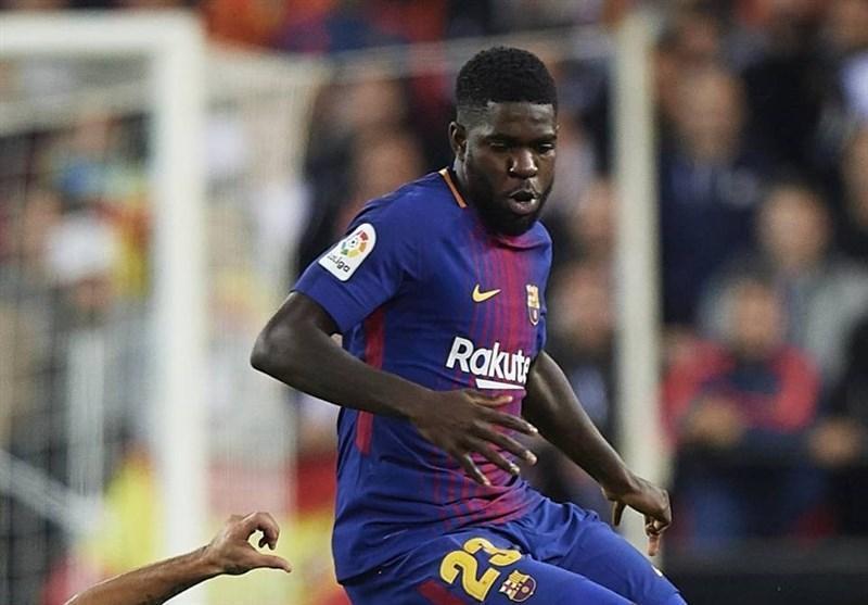 بارسلونا تصمیم گیری برای خرید جانشین اومتیتی را به تعویق انداخت