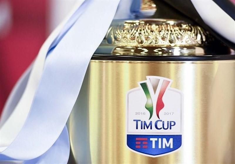 سامپدوریا به مرحله یک هشتم نهایی جام حذفی ایتالیا رسید، بولونیا رقیب یوونتوس شد