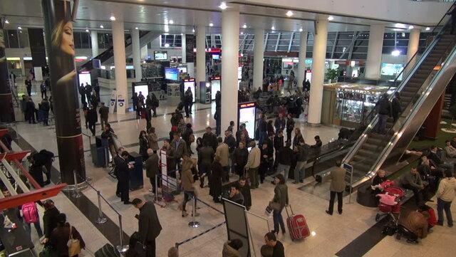 ادامه برخوردها پروازهای تهران ـ گرجستان را خالی کرد