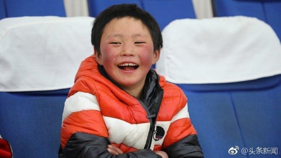 یک عکس زندگی پسر یخی چینی را دگرگون کرد!