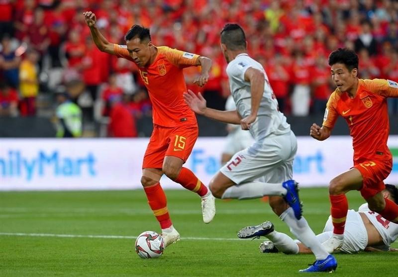 جام ملت های آسیا، چین با شکست فیلیپین به رختکن رفت