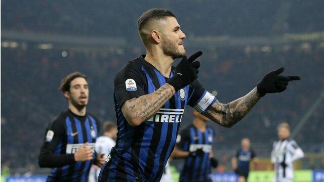 پیروزی قاطع اینتر در جام حذفی ایتالیا