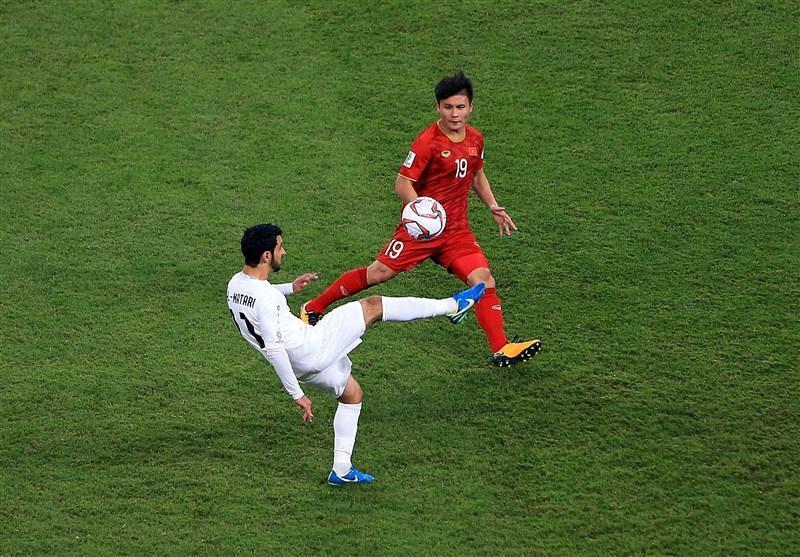 جام ملت های آسیا، ویتنام با پیروزی برابر یمن شانس صعود پیدا کرد