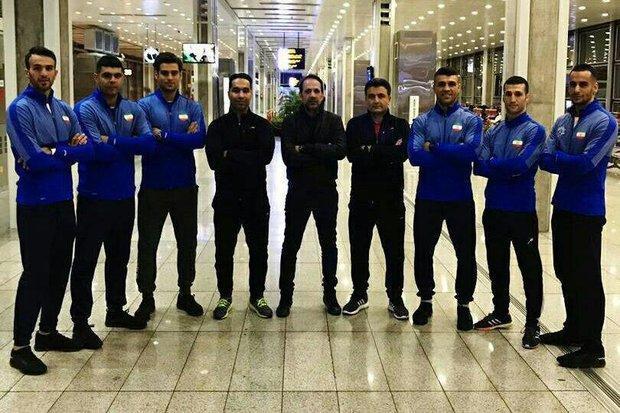 تیم ملی کاراته بدون دو مربی راهی ایتالیا شد