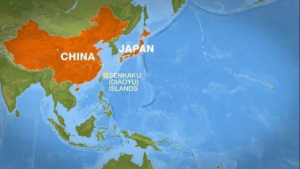 اعتراض ژاپن به فعالیت چین در میدان گازی مشترک