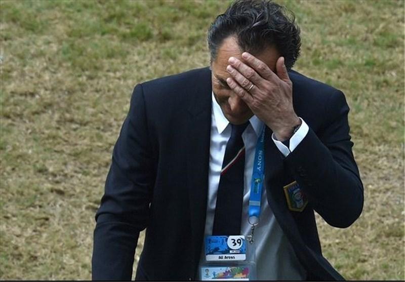 اعتراف پراندلی به اشتباهش برای راهنمایی تیم ملی ایتالیا و از دست دادن فرصت راهنمایی یوونتوس