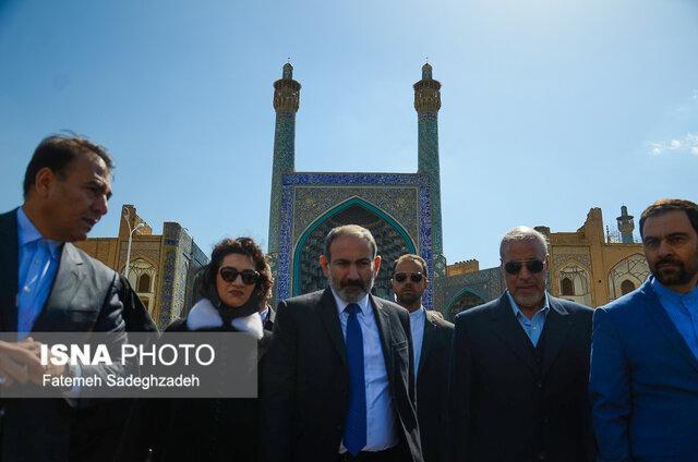 شاهد توسعه روابط ایران و ارمنستان خواهیم بود