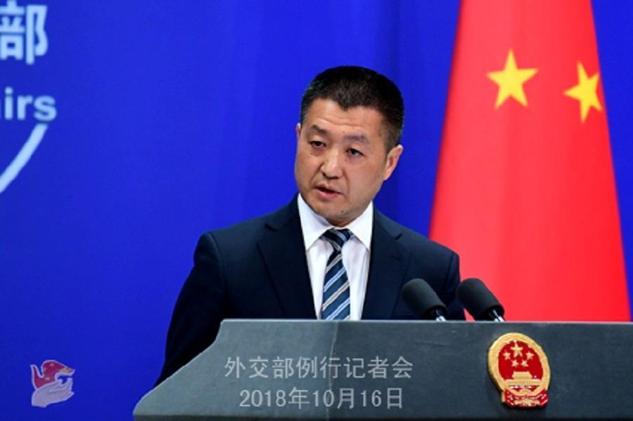 چین ادعاهای مایک پمپئو را رد کرد