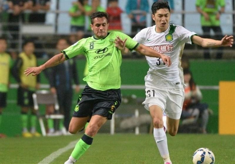 لیگ قهرمانان آسیا، سرانجام هفته دوم با تساوی تیم های چینی و ژاپنی