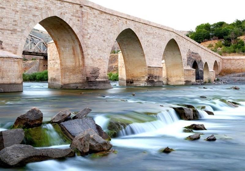 پل تاریخی پالو در ترکیه