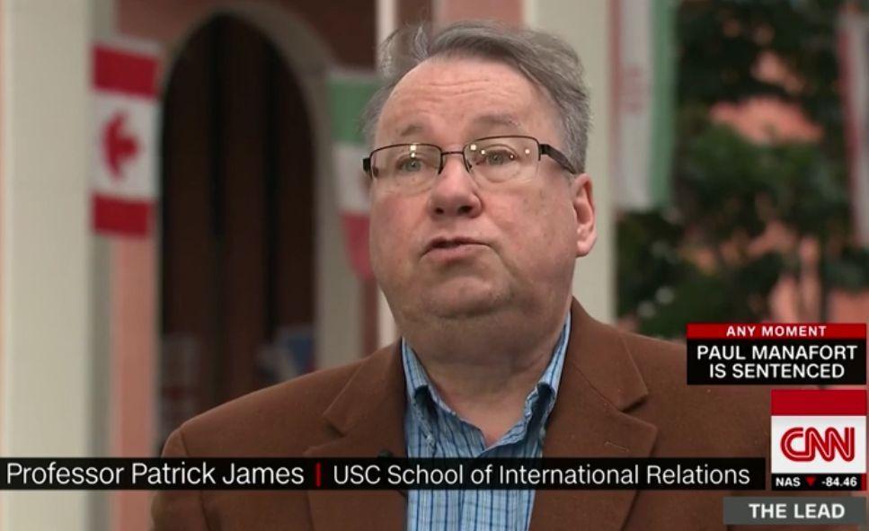 استاد دانشگاه کالیفرنیا: نخست وزیرکانادا ممکن است استعفا دهد