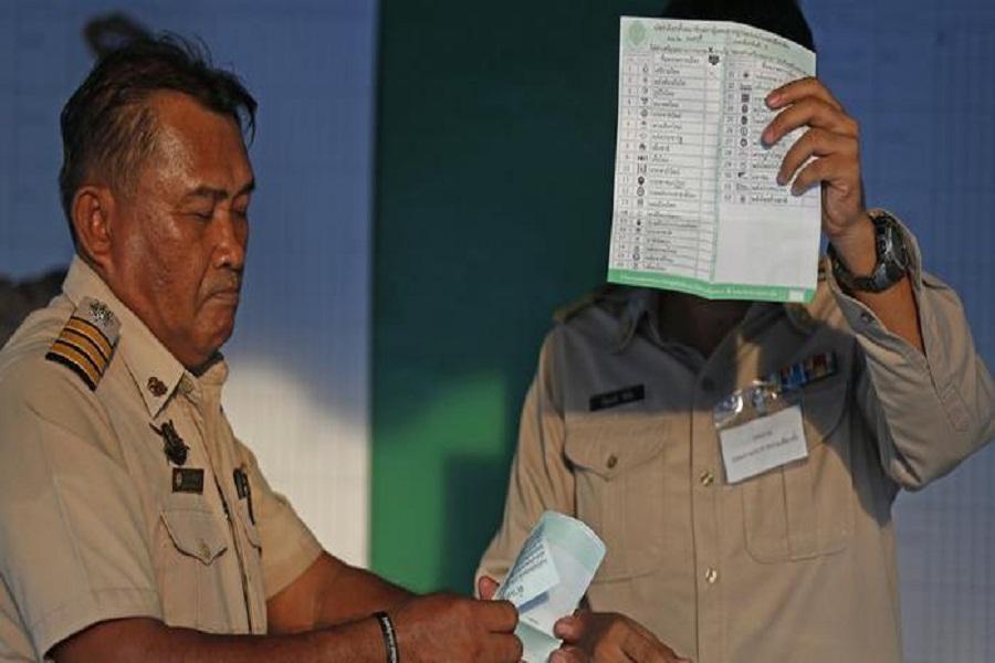 انتخابات مجلس تایلند و انعکاس آن در آ سه آن