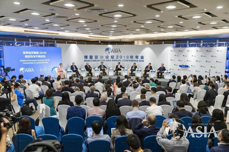 اجلاس آسیایی بوائو با حضور ایران در چین شروع شد