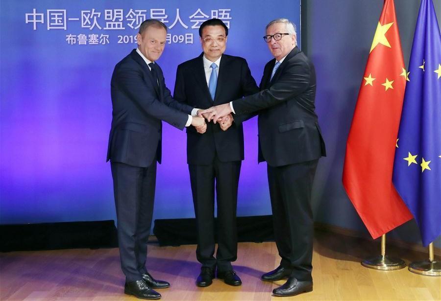 چین و اروپا منهای آمریکا