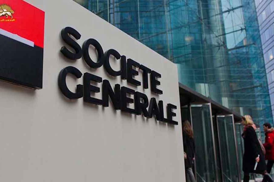 نابسامانی اقتصادی به بانک های فرانسه هم رسید