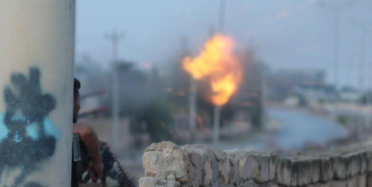 فرانسه حمایت از نیروهای حفتر را برای تصرف طرابلس شروع کرد