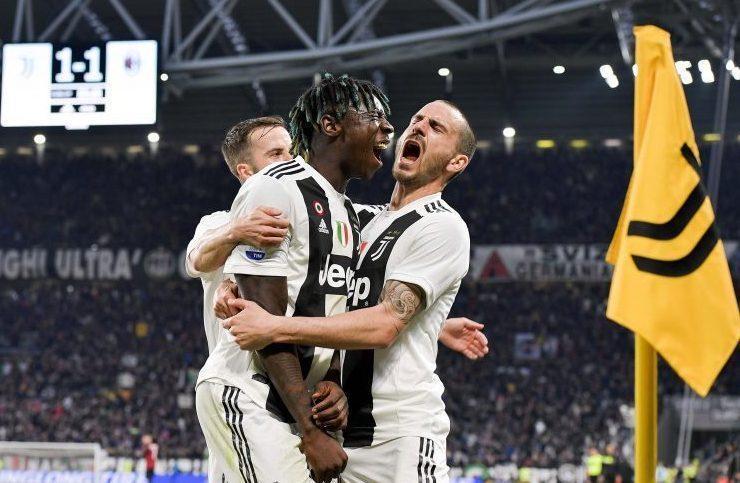 سری آ ایتالیا؛ قهرمانی یوونتوس به تعویق افتاد ، پیروزی رم و میلان مقابل حریفان