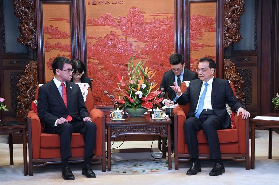 پکن شرکت های ژاپنی را به سرمایه گذاری در چین دعوت کرد