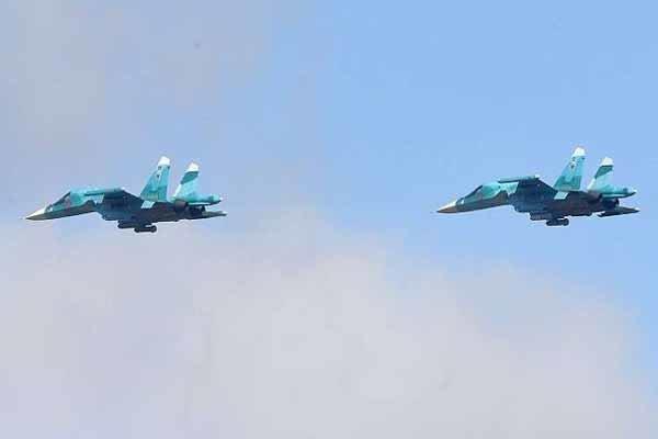 روسیه جنگنده های پیشرفته سوخو 35 را به چین تحویل داد