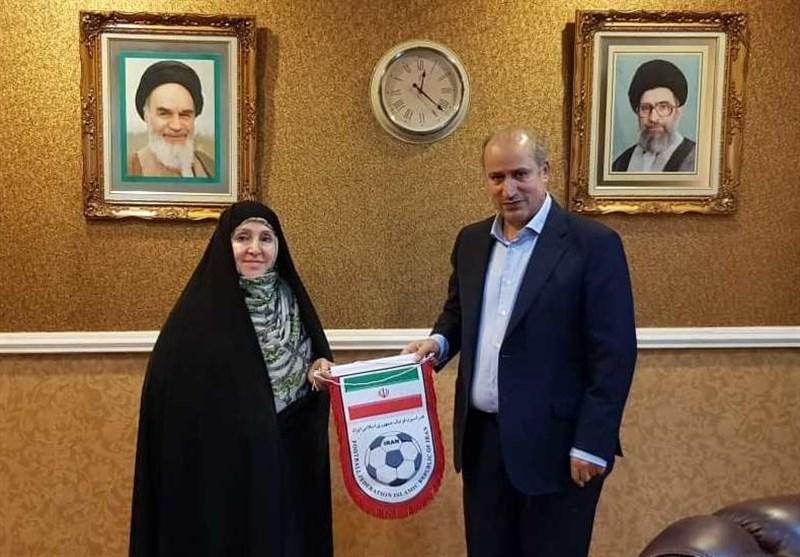 دیدار تاج با سفیر ایران در مالزی، هماهنگی برای انتقال وجوه ایران از AFC به حساب های فدراسیون