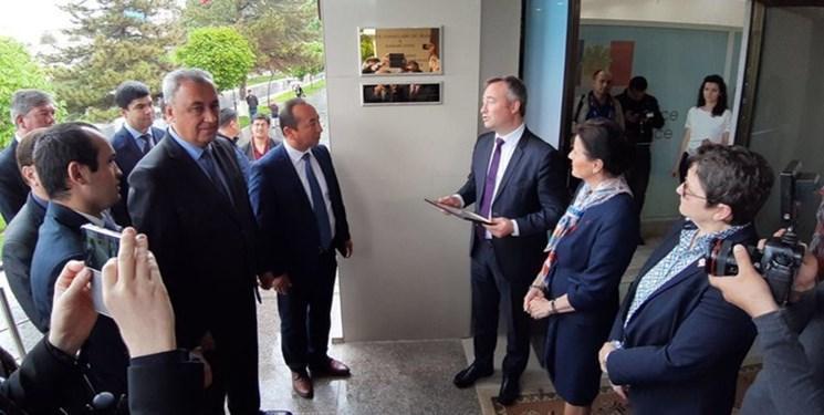 افتتاح نخستین کنسولگری فرانسه در سمرقند