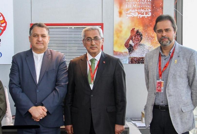 ترکیه و ایران در مسیر گسترش همکاری های سینمایی