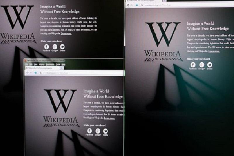 ویکی پدیا در چین مسدود شد