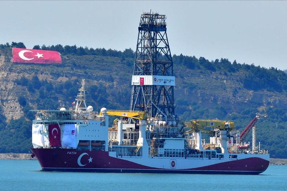 هشدار اروپا به ترکیه در باره عملیات حفاری در سواحل قبرس