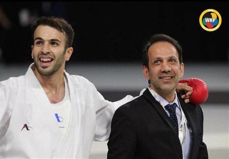 کاراته وان ترکیه، آتش بازی کاراته ایران در ترکیه، قراری زاده، عسگری، اباذری و کاتای تیمی بانوان طلایی شدند