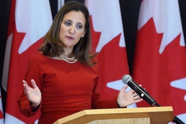 تحولات ونزوئلا موضوع سفر وزیر خارجه کانادا به کوبا