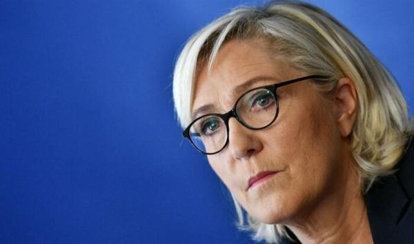 رهبر جریان راست افراطی فرانسه: در انتخابات مجلس اروپا، ما پیروز شدیم