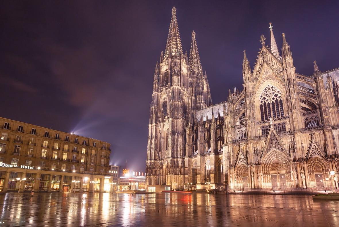 کلیسای جامع کلن (آلمان)