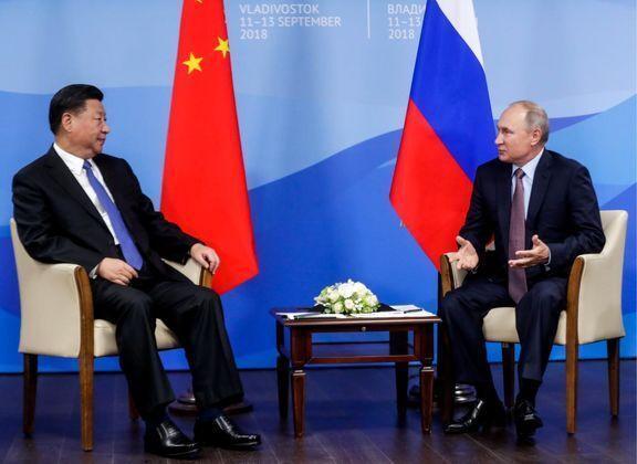 سران روسیه و چین درباره ایران، کره شمالی و ونزوئلا گفت و گو می نمایند
