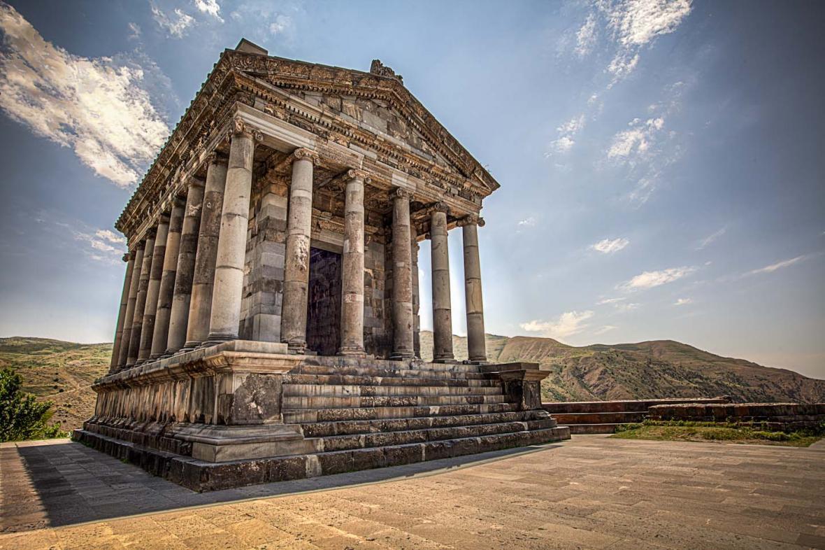 معبد گارنی (ارمنستان)
