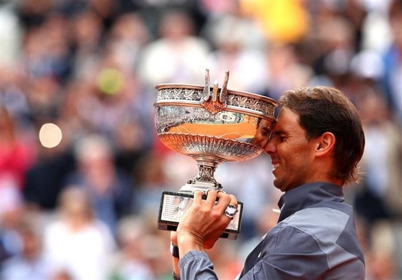 نادال برای دوازدهمین قهرمانی اش در تنیس آزاد فرانسه چقدر پاداش گرفت؟