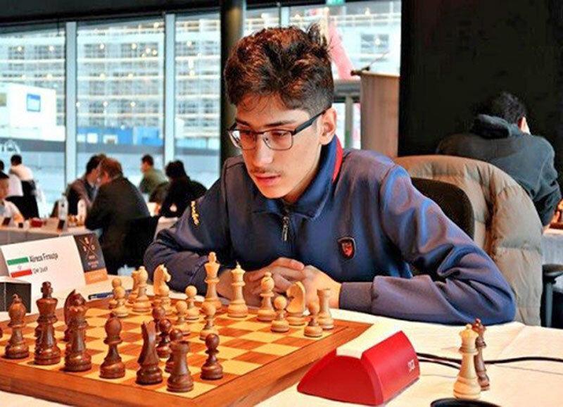 شطرنج بین المللی لو بلان منیل فرانسه؛ قهرمانی فیروزجا در بخش برق آسا