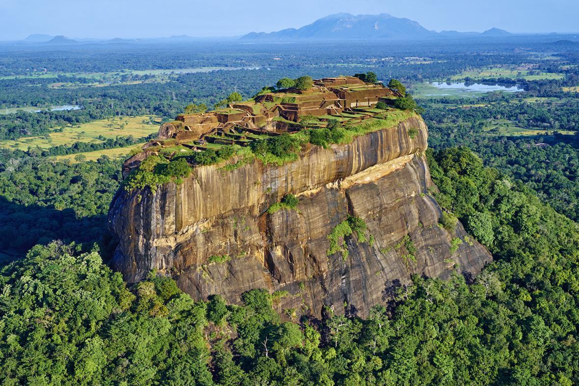 سیگیرییا (سریلانکا)
