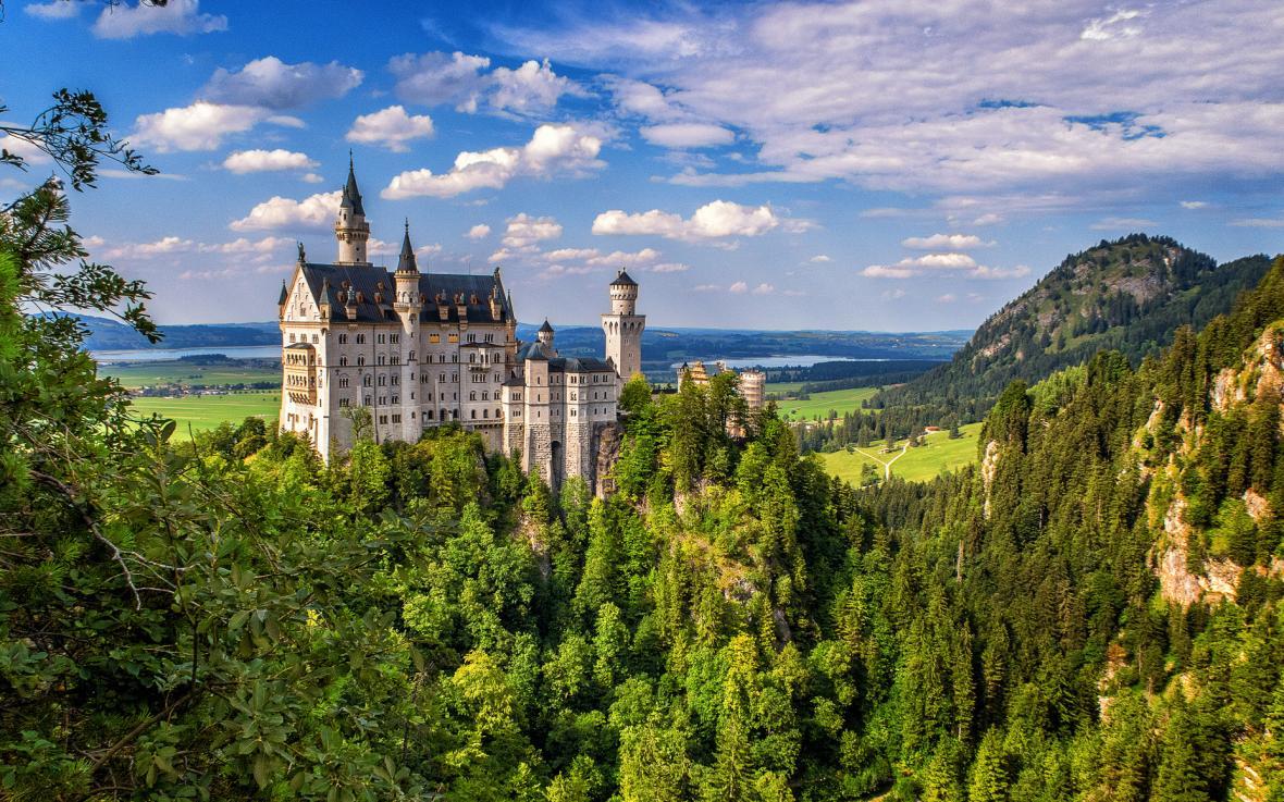 قلعه نویشوانشتاین (آلمان)