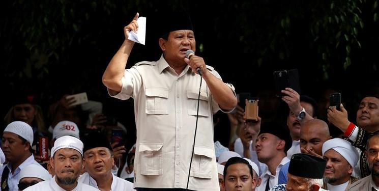 نامزد شکست خورده انتخابات اندونزی به دادگاه عالی شکایت کرد