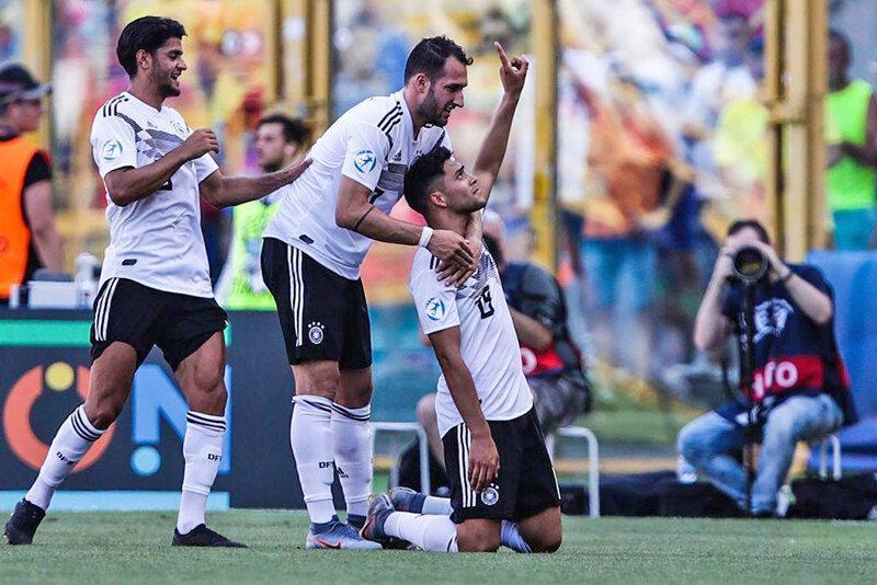 آلمان و اسپانیا در فینال جوانان اروپا ، بازی تکراری برای معرفی قهرمان