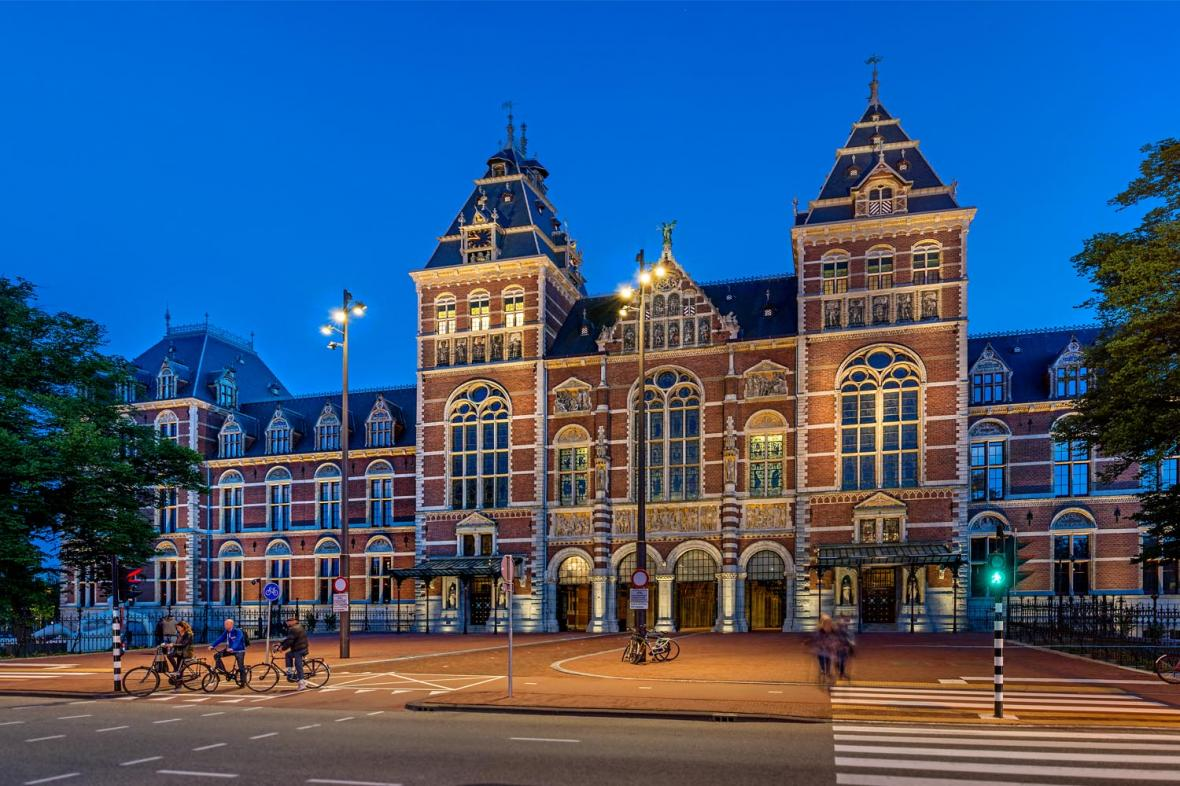 موزه ریجکس آمستردام (هلند)