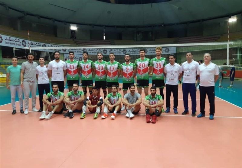 یونیورسیاد 2019 ایتالیا، دومین شکست والیبال ایران، شانس سکونشینی از بین رفت