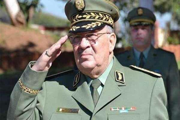حمله شدید اللحن رئیس ستاد ارتش الجزایر به فرانسه