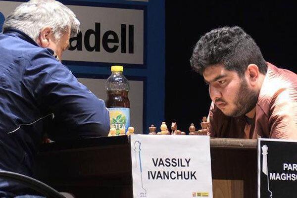 پرهام مقصودلو در تورنمنت شطرنج استادان اسپانیا قهرمان شد