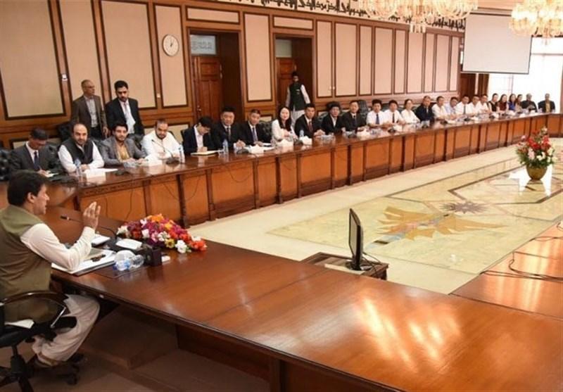 اعلام آمادگی تجار چینی برای سرمایه گذاری 5 میلیارد دلاری در خاک پاکستان